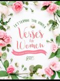Lettering the Bible: Verses for Women: Beginner & Intermediate Christian Lettering Practice & Projects