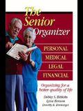 The Senior Organizer: Personal, Medical, Legal, Financial