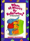 Where, Oh, Where's My Underwear?: A Pop-Up Book