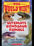 Ultimate Dinosaur Rumble (Who Would Win?), 22