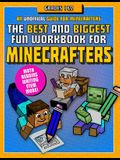 The Best and Biggest Fun Workbook for Minecrafters Grades 1 & 2: An Unofficial Learning Adventure for Minecrafters