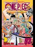 One Piece, Vol. 93, Volume 93