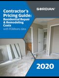 Contractor's Pricing Guide: Residential Repair & Remodeling Costs with Rsmeans Data: 60340