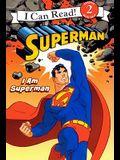 I Am Superman (Turtleback School & Library Binding Edition) (I Can Read Books: Level 2)