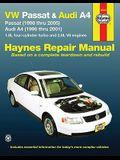 Haynes VW Passat & Audi A4 Automotive Repair Manual