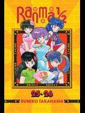 Ranma 1/2 (2-In-1 Edition), Vol. 13: Includes Volumes 25 & 26