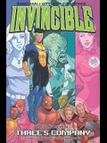 Invincible Volume 7: Three's Company