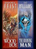 The Wood Boy - The Burning Man