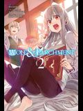 Wolf & Parchment, Vol. 2 (Manga): New Theory Spice & Wolf