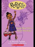 Brand New School, Brave New Ruby (Ruby and the Booker Boys #1), 1