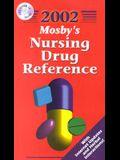 2002 Mosby's Nursing Drug Reference (Book + Mini CD-ROM for Windows)