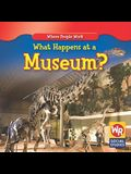 What Happens at a Museum?