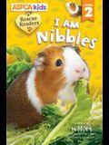 ASPCA kids: Rescue Readers: I Am Nibbles: Level 2