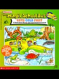 The Magic School Bus Gets Cold Feet: A Book about Hot-And Cold-Blooded...