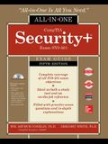 Comptia Security+ All-In-One Exam Guide, Fifth Edition (Exam Sy0-501) [With CD/DVD]