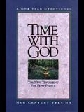 Bible New Century Version Time with God Hardcover