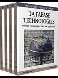 Database Technologies: Concepts, Methodologies, Tools, and Applications