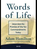 Words of Life DVD: Jesus and the Promise of the Ten Commandments Today