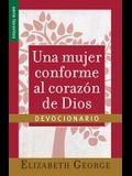 Una Mujer Conforma Al Corazon de Dios: Devocionario=a Woman After God's Own Heart- A Devotional