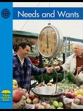 Needs and Wants (Yellow Umbrella Emergent Level)