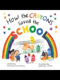 How the Crayons Saved the School, 4