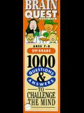 Brain Quest: 1000 Questions & Answers to Challenge the Mind/2nd Grade/Ages 7-8/Deck 1 & 2
