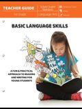 Basic Language Skills (Teacher Guide)