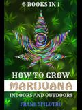 How to Grow Marijuana Indoors and Outdoors: 6 Books in 1