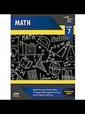 Steck-Vaughn Core Skills Mathematics: Workbook Grade 7