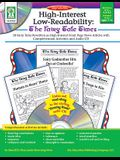 The Fairy Tale Times: 10 Fairy Tales Rewritten as High-Interest Front Page News Articles (High-Interest/Low-Readability)