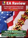 PassKey Learning Systems EA Review Part 2 Businesses Enrolled Agent Study Guide