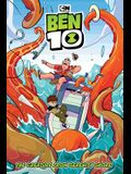 Ben 10 Original Graphic Novel: The Creature from Serenity Shore