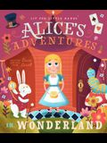 Lit for Little Hands: Alice's Adventures in Wonderland, Volume 2