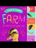 Tug a Tail: Farm Animals