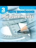 3rd Grade Math Workbooks: Measurements - Math Worksheets Edition