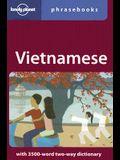 Vietnamese: Lonely Planet Phrasebook