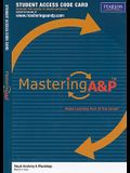 Mastering A&p Without Pearson Etext -- Standalone Access Card -- For Visual Anatomy & Physiology