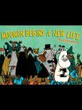 Moomin Begins a New Life