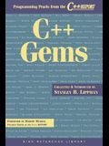 C++ Gems: Programming Pearls from the C++ Report