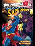 Superman Classic: Superman versus Mongul (I Can Read Level 2)