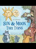 Sun & Moon Take Turns