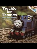 Trouble For Thomas And Other Stories (Turtleback School & Library Binding Edition) (Random House Picturebacks (Pb))
