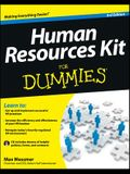 Human Resources Kit for Dummies [With CDROM]