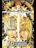 Death Note, Vol. 10