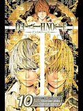 Death Note, Vol. 10, 10
