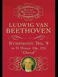 Symphony No. 9 in D Minor: Op. 125 (choral)
