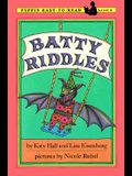 Batty Riddles: Level 3 (Easy-to-Read, Puffin)