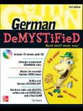 German Demystified [With CD (Audio)]