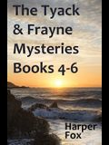 The Tyack & Frayne Mysteries - Books 4-6
