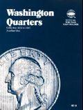 Coin Folders Quarters: Washington, 1932-1947